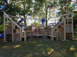Großprojekt Amphitheater